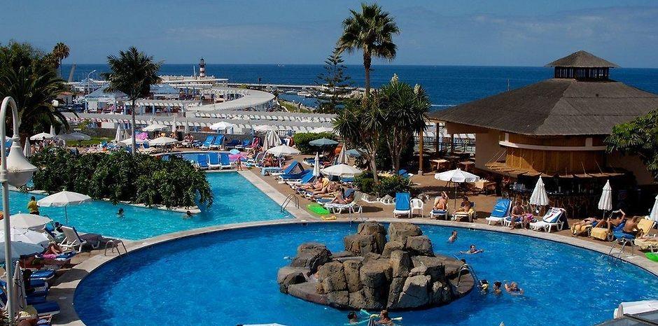 Hotel Torviscas Playa Costa Adeje